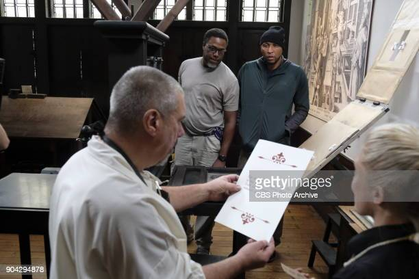 'You're The Best French Fry Ever' In Detour A Cedric Ceballos and Shawn Marion make their way to the PlantinMoretus Printing Museum in Antwerp...