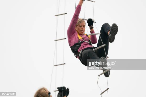 'You're The Best French Fry Ever' In this Road Block Kristi Leskinen must retrieve the next clue that waits at the top of a rope ladder hanging from...