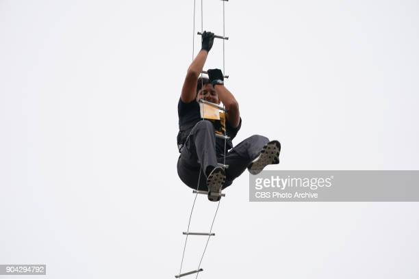 'You're The Best French Fry Ever' In this Road Block Lucas Bocanegra must retrieve the next clue that waits at the top of a rope ladder hanging from...