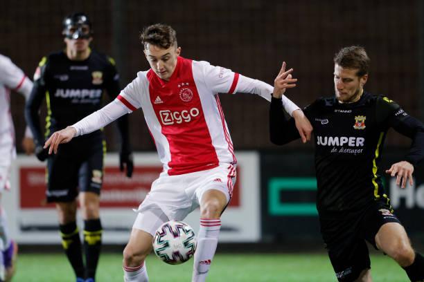 NLD: Jong Ajax v Go Ahead Eagles - Dutch Keuken Kampioen Divisie