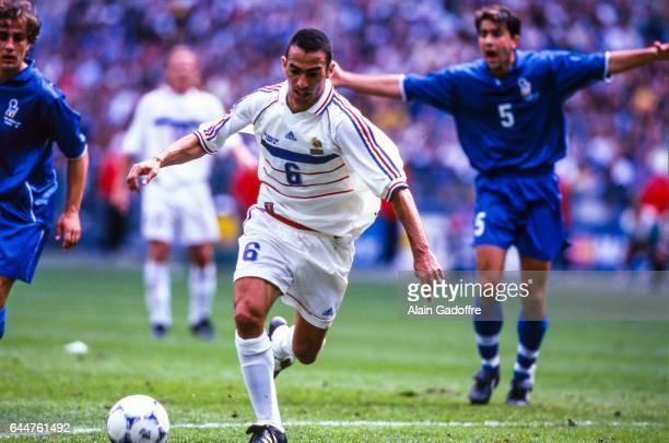 Youri DJORKAEFF Italie / France 1/4Finale Coupe du Monde Paris Photo Alain Gadoffre / Icon Sport