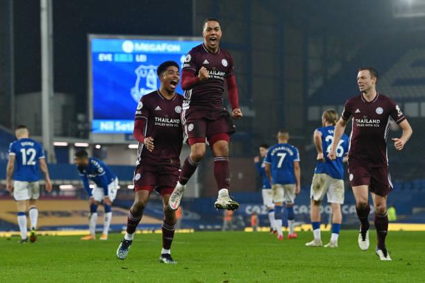 GBR: Everton v Leicester City - Premier League