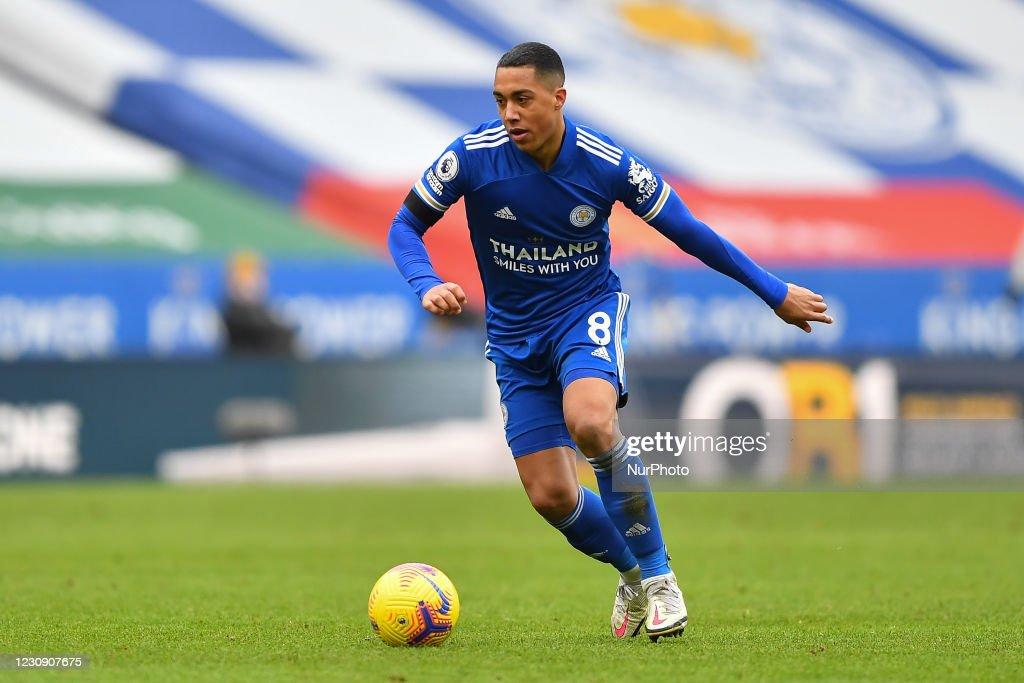 Leicester City v Leeds United - Premier League : Nyhetsfoto