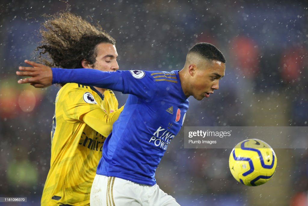 Leicester City v Arsenal FC - Premier League : News Photo