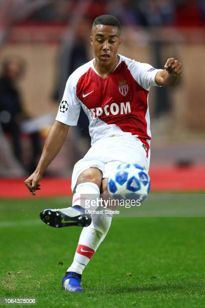 Tielemans Monaco Photos and Premium High Res Pictures - Getty Images