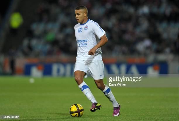Youssef EL ARABI Lille / Caen 29e journee Ligue 1 Photo Dave Winter / Icon Sport