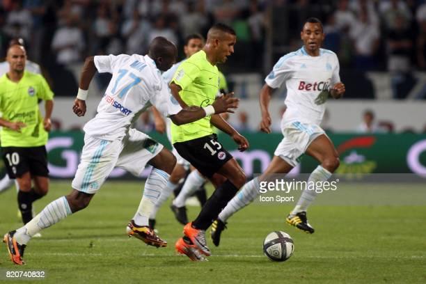 Youssef EL ARABI Marseille / Caen 1er journee de Ligue 1