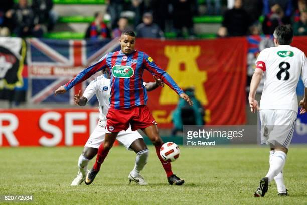 Youssef EL ARABI Caen / Lyon 32e Finale Coupe de France