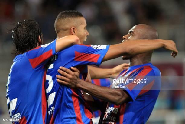 Youssef EL ARABI Auxerre / Caen 5eme journee de Ligue 1