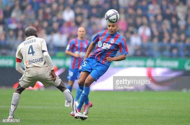Youssef EL ARABI Caen / Bordeaux Ligue 1 7e journee