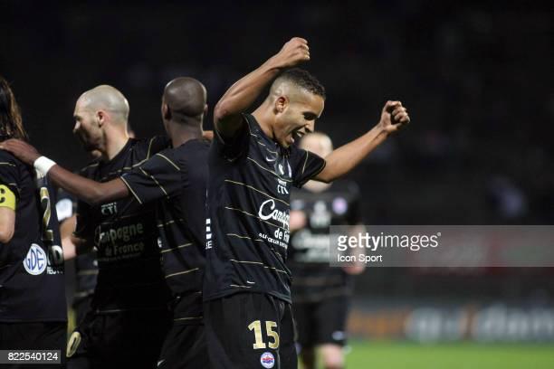 Youssef EL ARABI Nimes / Caen 15e journee Ligue 2