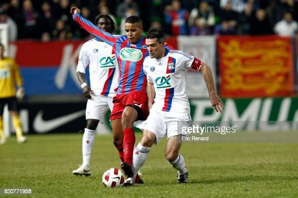 Youssef EL ARABI / Jeremy TOULALAN Caen / Lyon 32e Finale Coupe de France