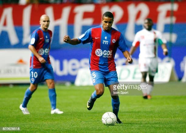 Youssef EL ARABIA Caen / Sedan 9eme journee de Ligue 2 Stade Michel d Ornano Caen