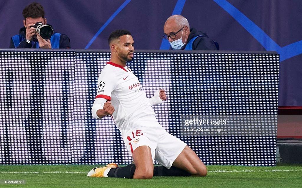 FC Sevilla v FC Krasnodar: Group E - UEFA Champions League : News Photo