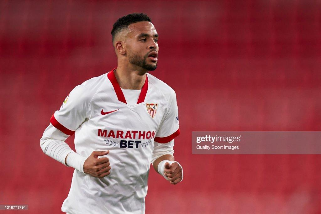 Sevilla FC v Deportivo Alavés - La Liga Santander : News Photo