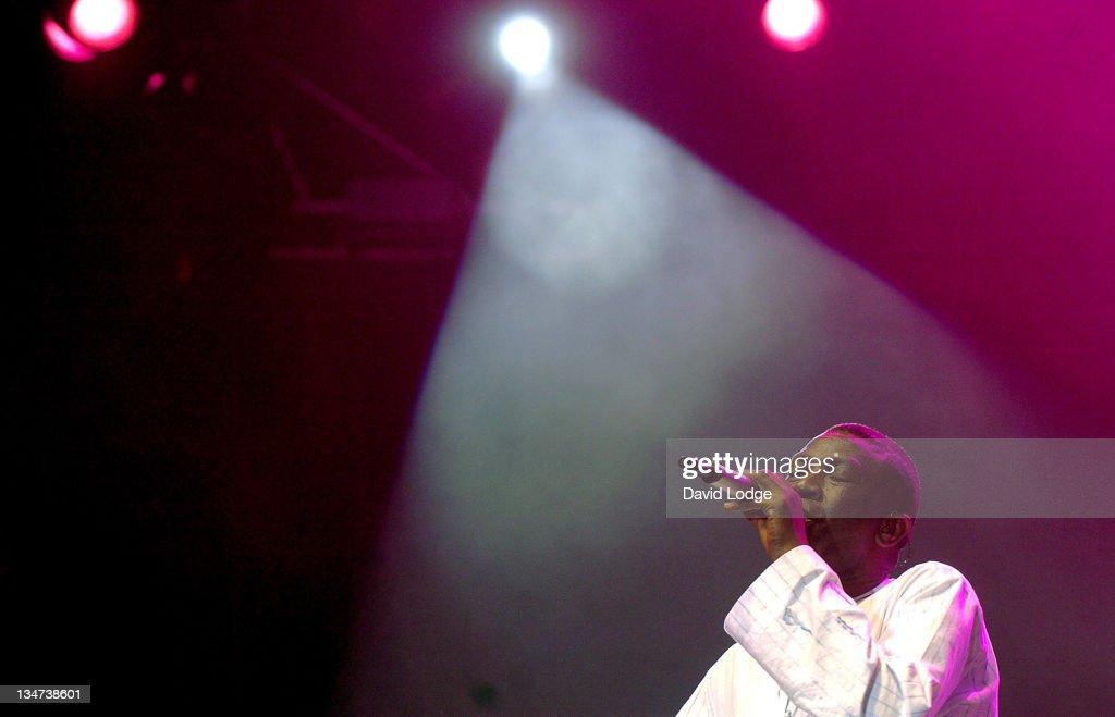LIVE 8 - Paris - Show