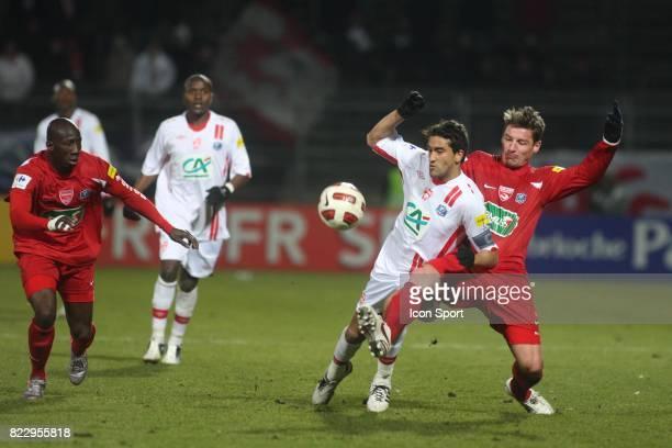 Youssouf HADJI / Mehdi MOSTEFA Nimes / Nancy 16eme Finale Coupe de France