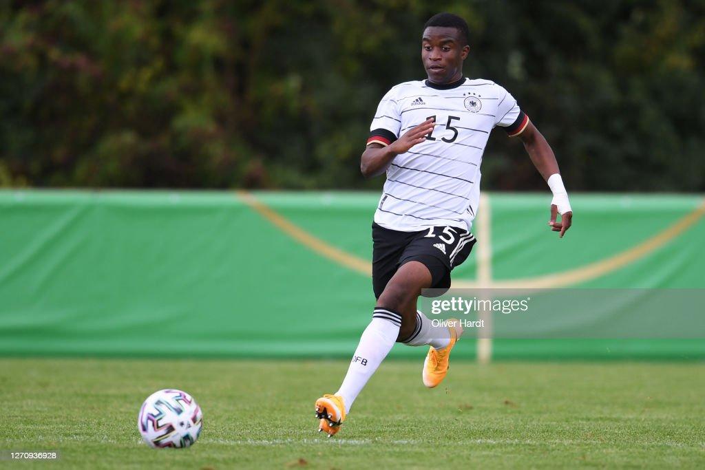 Germany U20 v Denmark U20 - International Friendly : News Photo