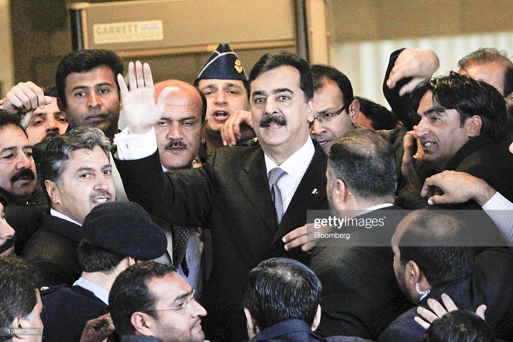 Pakistan Prime Minister Yousuf Raza Gilani To Appear In Court