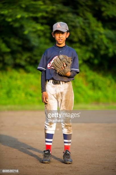 youth baseball player,after game - baseball uniform stock pictures, royalty-free photos & images