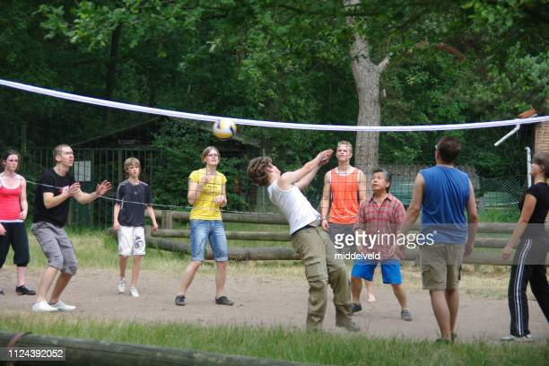 youth camp - sports training camp stock pictures, royalty-free photos & images