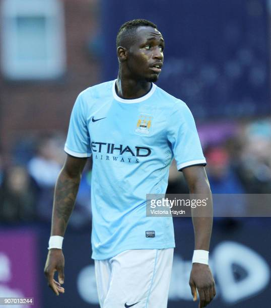 Youth League Group D Manchester City v CSKA Moscow Ewen Fields Seko Fofana Manchester City