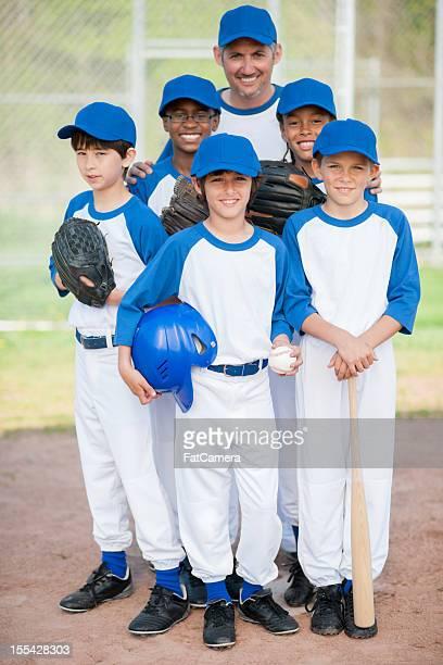 ユースリーグ - 野球チーム ストックフォトと画像
