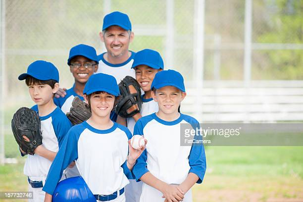youth league - baseball team stock pictures, royalty-free photos & images