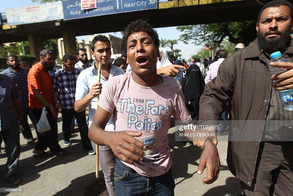 EGYPT-POLITICS-UNREST : News Photo