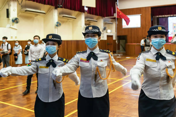 CHN: Hong Kong Holds National Security Education Day