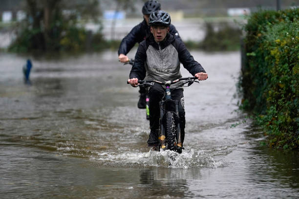 GBR: North Wales Issued With Flood Warnings