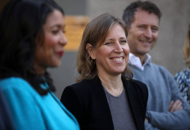 CA: YouTube CEO Wojcicki And San Francisco Mayor Announce Plan To End Homelessness