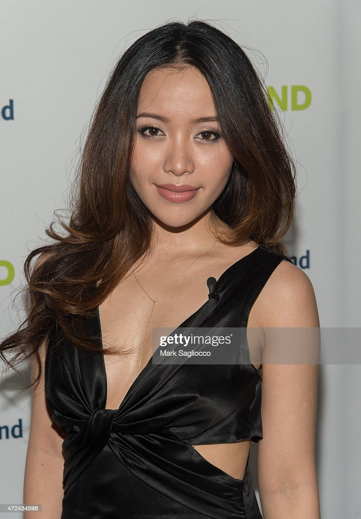 YouTube Channel Personality Michelle Phan Attends The 2015