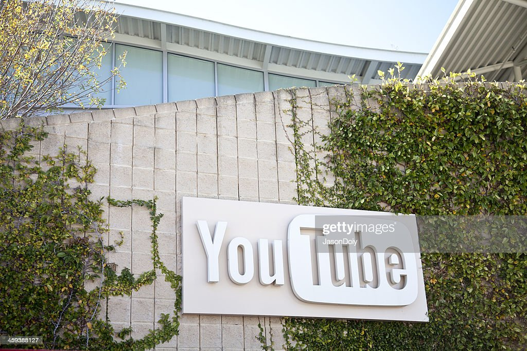 YouTube Headquarters : Stock Photo