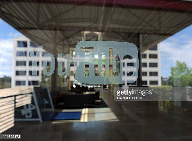 Youtube headquaters is pictured in San Bruno California on May 2010 AFP PHOTO / GABRIEL BOUYS