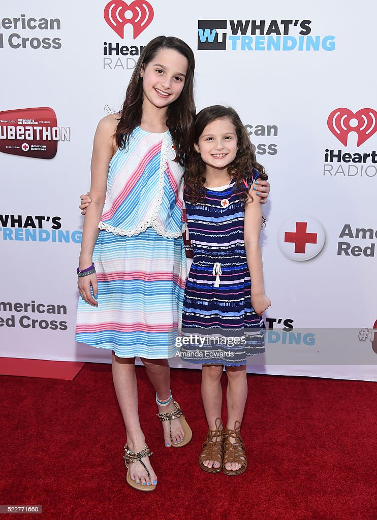 Youtube Personalities Annie Bratayley And Hayley Bratayley