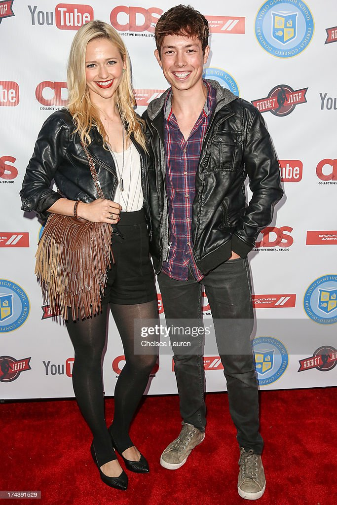 Youtube Personalities Johanna Braddy And Josh Blaylock Attend The News Photo Getty Images See a detailed josh blaylock timeline, with an inside look at his tv shows, marriages & more through the years. youtube personalities johanna braddy and josh blaylock attend the news photo getty images