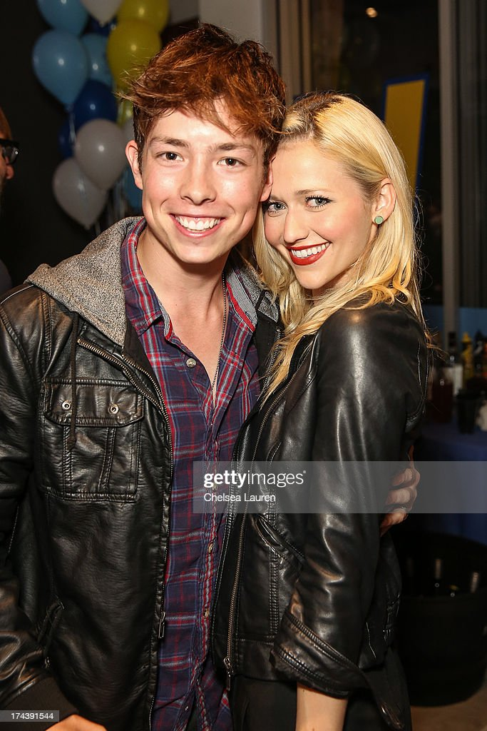 Youtube Personalities Josh Blaylock And Johanna Braddy Attend The News Photo Getty Images Select from premium josh blaylock of the highest quality. youtube personalities josh blaylock and johanna braddy attend the news photo getty images