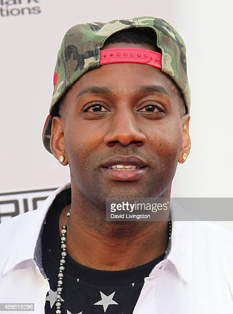YouTube personality DeStorm Power attends the 42nd Annual American Music Awards at the Nokia Theatre LA Live on November 23 2014 in Los Angeles...