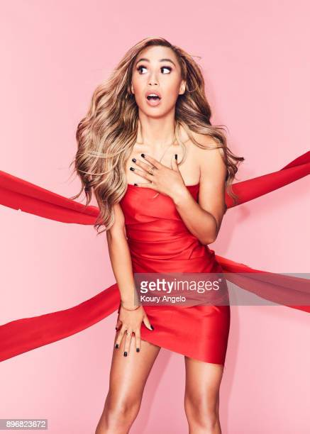 YouTube personality Eva Gutowski is photographed for Simon Schuster on July 8 2016 in Los Angeles California