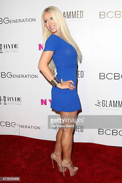 YouTube personality Gigi Gorgeous attends the NYLON Magazine And BCBGeneration Annual May Young Hollywood Issue Party held at HYDE Sunset Kitchen...