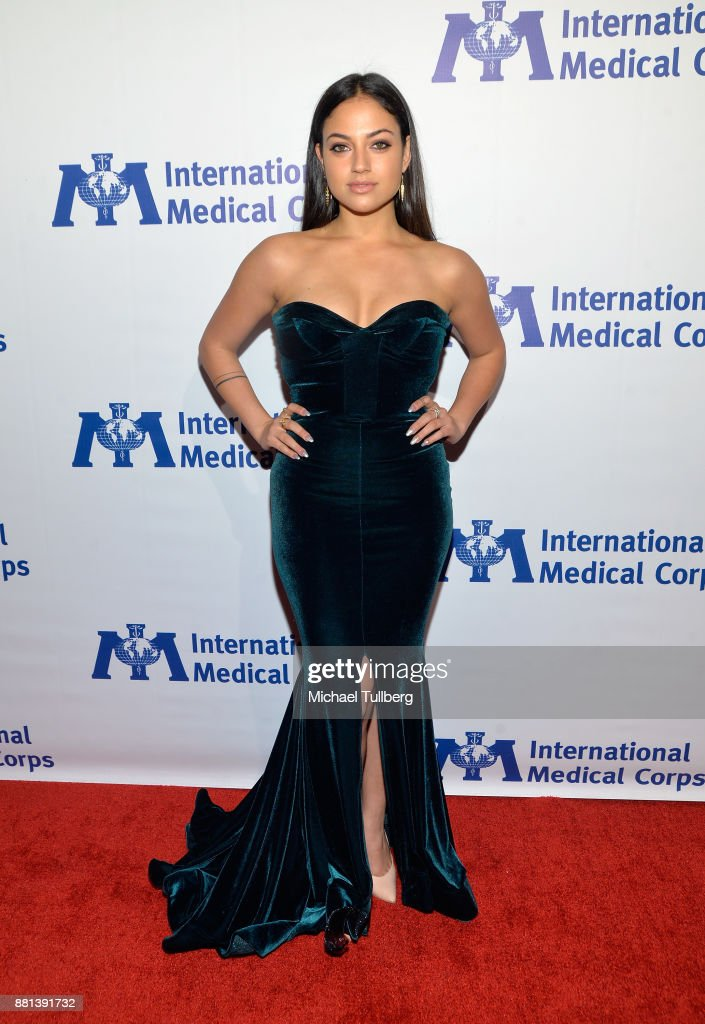 International Medical Corps Annual Awards Celebration - Arrivals : News Photo