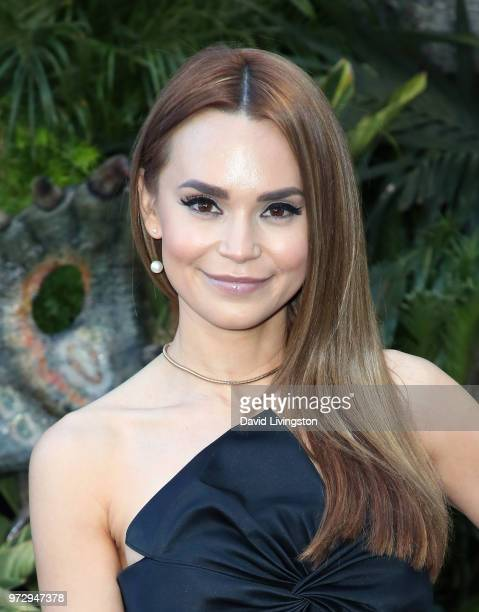 YouTube personality Rosanna Pansino attends the premiere of Universal Pictures and Amblin Entertainment's Jurassic World Fallen Kingdom at Walt...