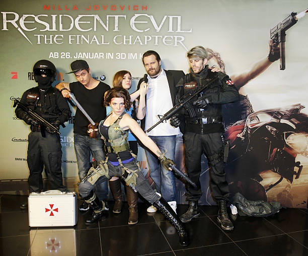 Resident Evil The Final Chapter Premiere In: Social Movie Night At 'Resident Evil: The Final Chapter
