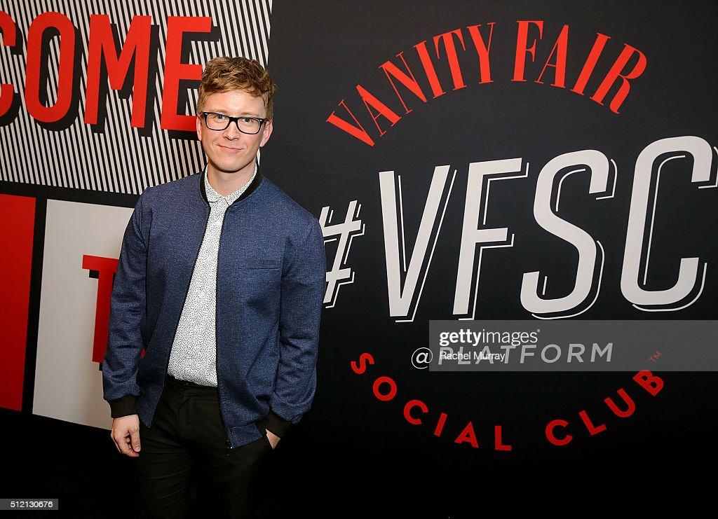 2016 Vanity Fair Social Club for Oscar Week