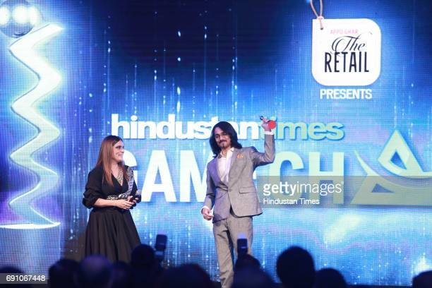 Youtuber and Game Changer Awardee Bhuvan Bam during the Hindustan Times Game Changer Awards 2017 at Hotel Oberoi on May 24 2017 in Gurgaon India