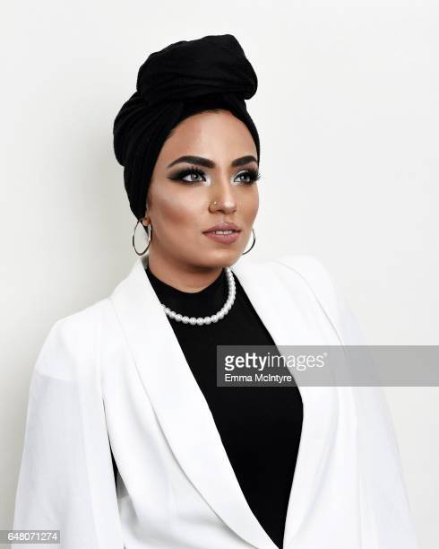 YouTuber 'Hijabadore' attends B.Y.O.U. Be Your Own You at Hills Penthouse on February 28, 2017 in West Hollywood, California.