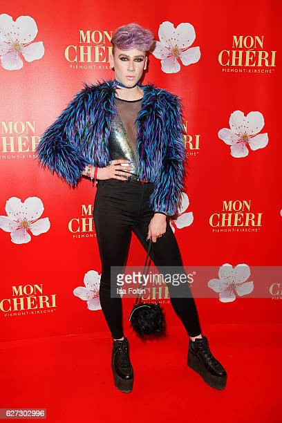 Youtuber Marvin Magnificent attends the Mon Cheri Barbara Tag at Postpalast on December 2 2016 in Munich Germany