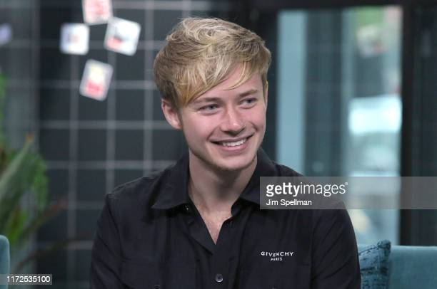 YouTuber Sam Golbach of Sam and Colby attends the Build Series at Build Studio on September 05 2019 in New York City