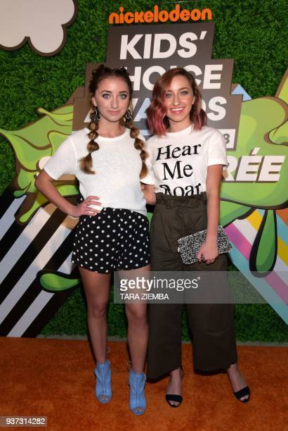 Youtubers Brooklyn Mcknight Bailey Attend Kids Picture Choice